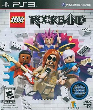 North America version LEGO ROCKBAND