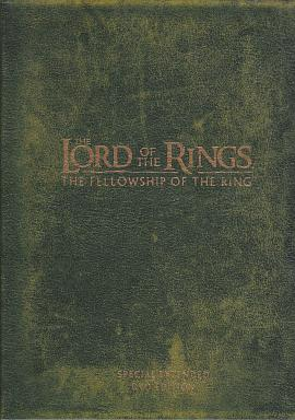 The Lord of the Rings: The Fellowship of the Ring Special Extended Edition [First Press Limited Edition]