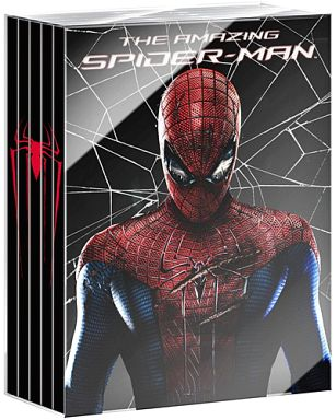 Amazing · Spider-ManTM IN 3D with transformation sleeve Digipak specification [Amazon.co.uk Limited]