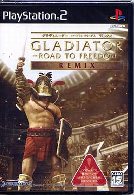 GLADIATOR ROAD TO FREEDOM REMIX (condition: missing manual)