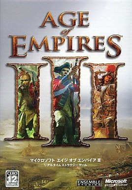 AGE of EMPIRES III [Japanese version]