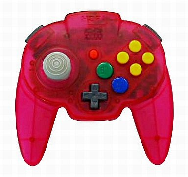 Holy Pad Mini 64 (Tropical Red)