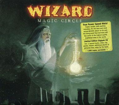 WIZARD / MAGIC CIRCLE [Import Disc]