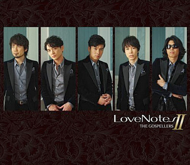 Gospellers / Love Notes 2 [w / DVD, Limited Edition]