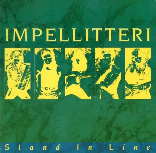 Imperitli / stand in line