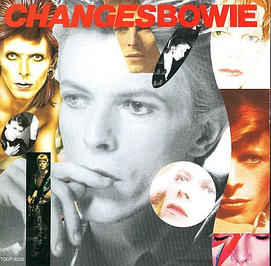 David Bowie / Change Bowie (out of print)