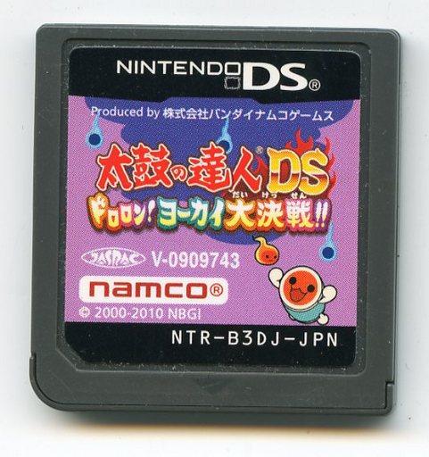 (no box or manual) (No box or manual) Taiko no Guru DS Doloron! Yokai Great Battle !!