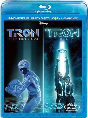 TRON: Original × Legacy Blu-ray Set [Limited Time]