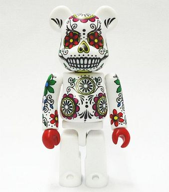 HORROR / Day of the Dead 'BE @ RBRICK BEBRICK Series 26'