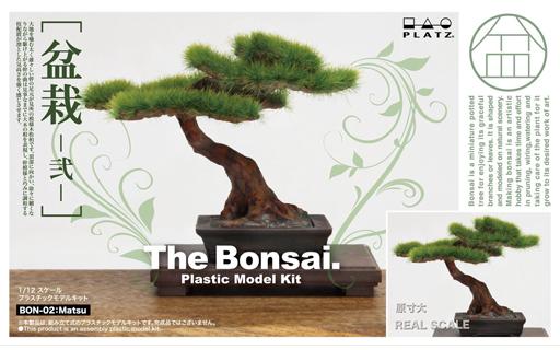 Model 1/12 The Bonsai 2 [BON-02]