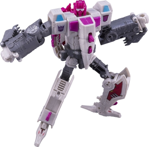 "PP-25 Hangul ""Transformer Power of the Prime"""