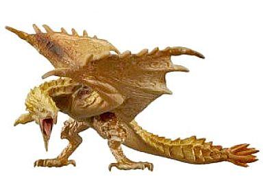 Rio Reiah rare species monster hunter monster picture book X