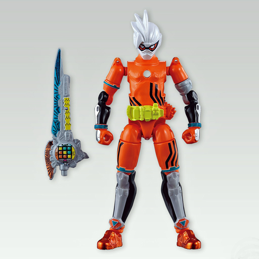 "3.Kamen Rider Exe Double Action Gamer XX R [Action Body Set] ""Kamen Rider Exceed STAGE 5"""