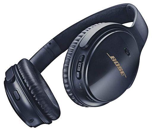 BOSE QuietComfort 35 II Wireless Headphones (Midnight Blue) [789564-0040]