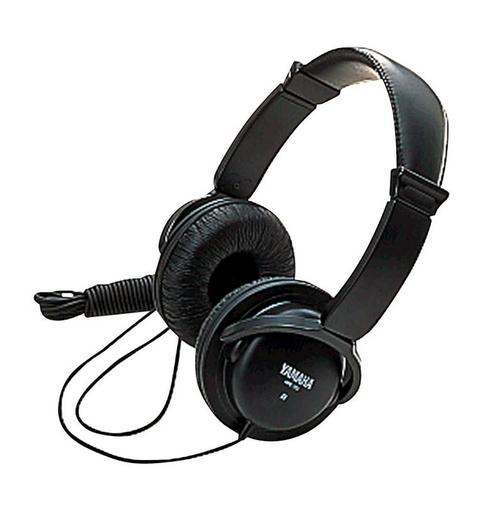 YAMAHA dynamic headphones [HPE-170]