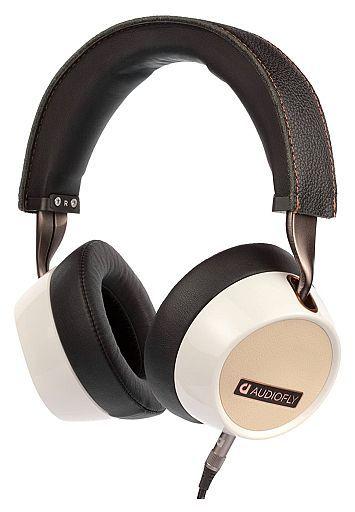 AUDIOFLY Over-ear headphones AF240 (white) [AF2401-1-02]