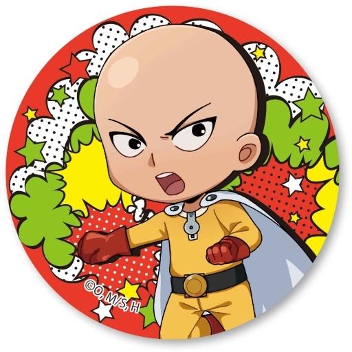 "Saitama Maji ver. Tocco Batch ""Wanpanman"""