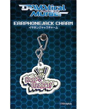 "C. Rough Rabbit Earphone Jack Charm ""DRAMAtical Murder"""