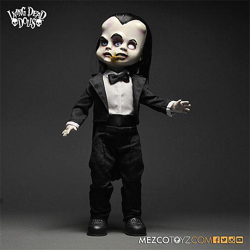 """Edgrr-Edgar-""""Living Dead Dolls"""" Series 30"""