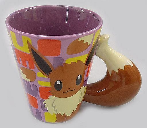 "Ebui Tail Mug ""Pokémon"" Pokemon Center only"