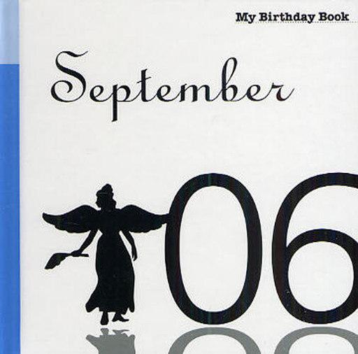 My Birthday Book September 6