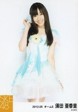 Suda Kaori / above the knee / right hand / 2012.05 / Official Life Picture