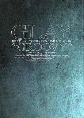 GLAY Tour Document Book GROOVY