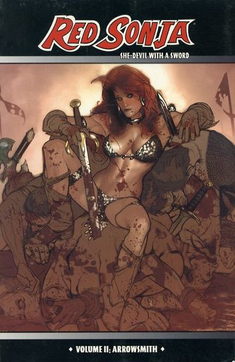 RED SONJA : She-devil WITH a Sword(2)