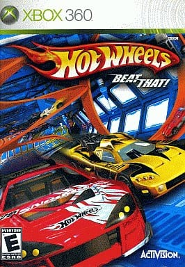 North American version HOT WHEELS BEAT THAT!