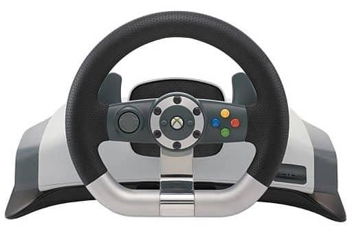 ワイヤレス レーシング ホイール (Xbox 360) (仕様変更版)