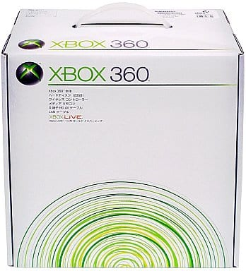 Xbox 360 body (HDMI terminal mounted version)