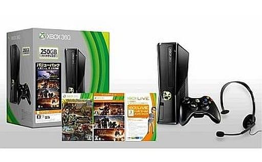 Xbox360本体 250GB バリューパック