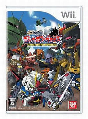 SD Gundam: GASHAPON WARS