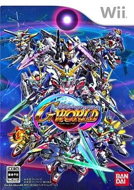 SD Gundam G Generation World