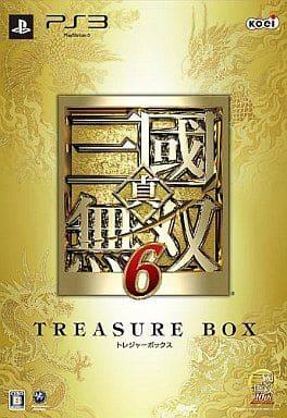 DYNASTY WARRIORS 7 Treasure Box (Condition : Photo Frame Manual Missing)
