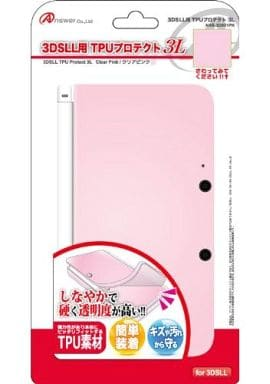 TPU Protect 3L (Clear Pink) for 3 dsll