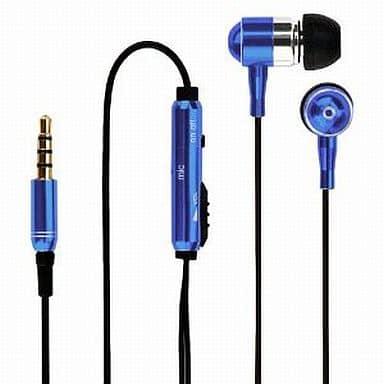 Inner Ear Headphone Blue