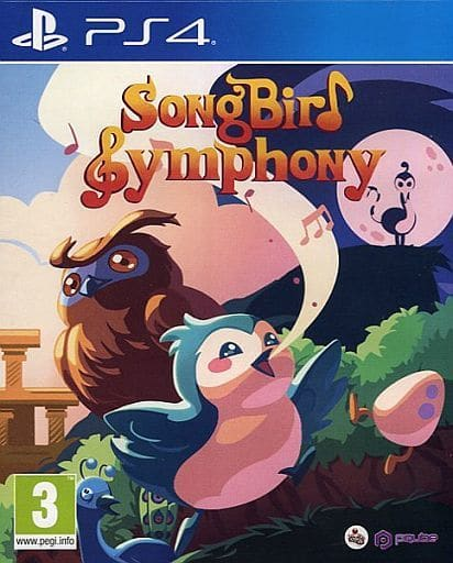 EU version SONGBIRD SYMPHONY (Domestic version available)