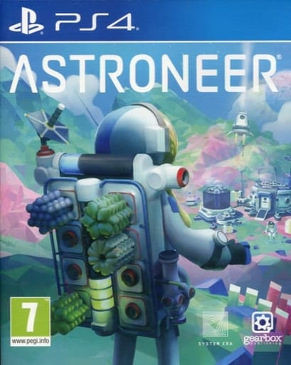 EU version ASTRONEER (domestic version can be operated)