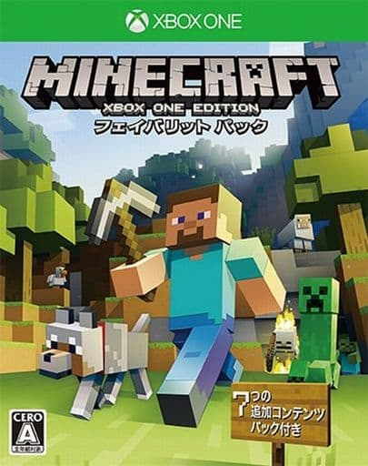 Minecraft XBOXONE Edition Favorite Pack