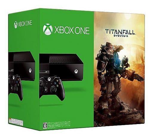 XboxOne本体 タイタンフォール同梱版