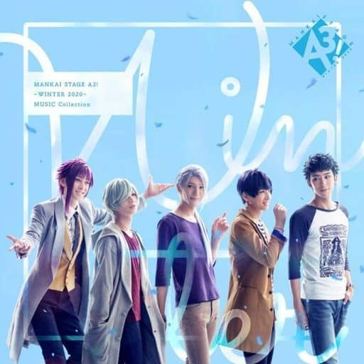 MANKAI STAGE 「 A3! 」 - WINTER 2020-MUSIC Collection