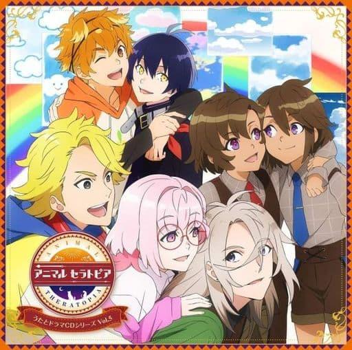 「 Ani Marcela Topia 」 Utato Drama CD Series Vol. 5