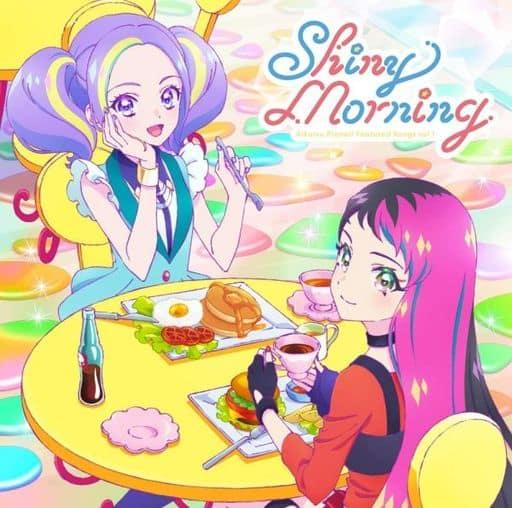 「 Aikatsu! Planet! 」 inserted song single 1-Shiny Morning / STARRY PLANET ☆