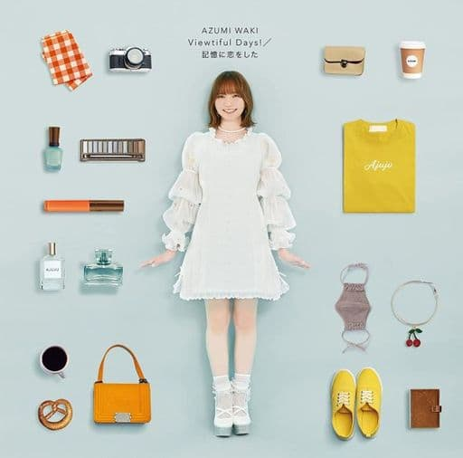 Azumi Waki / Viewtiful Days! / Memories in Love [Regular Edition]