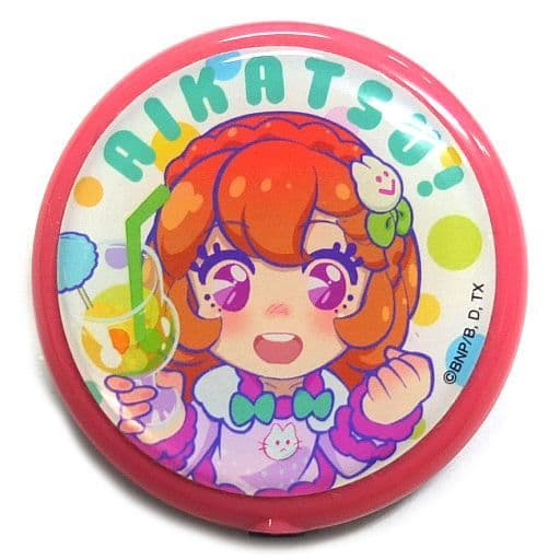 Aikatsu!! Uta Badge Vol. 3 [PLAYBUTTON] (Condition : No Charging Cable Available)