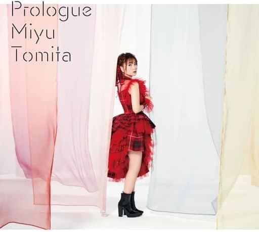Miyu Tomita / Prologue [First Press Limited version with Blu-ray]