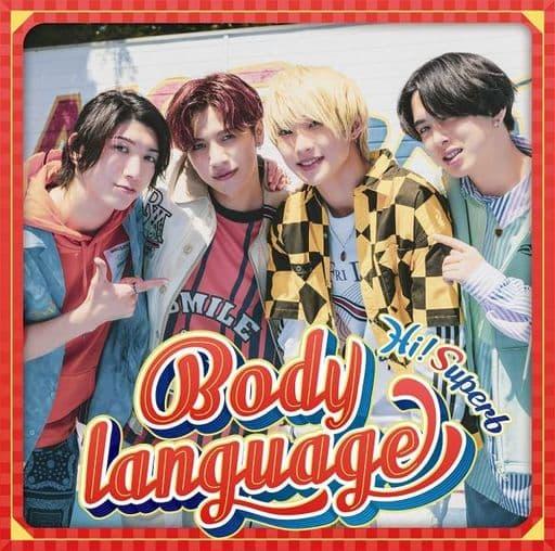 Hi!Superb / Body language