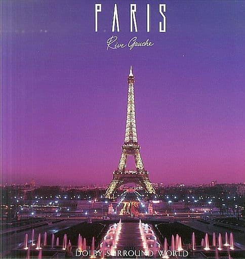 Left bank of Paris