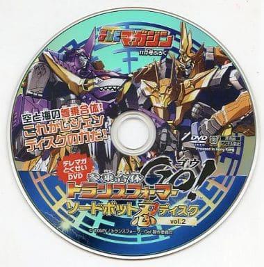 參合體變形金剛GO!劍形機器人忍盤Vol.2(電視雜志2013年11月號Fukushima)